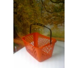 Nakupovalna košara - rdeča